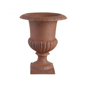 House2Home Antik Vintage French Urn 43cm Saksı